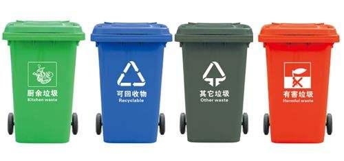禁止主动提供一次性用品有助垃圾分类