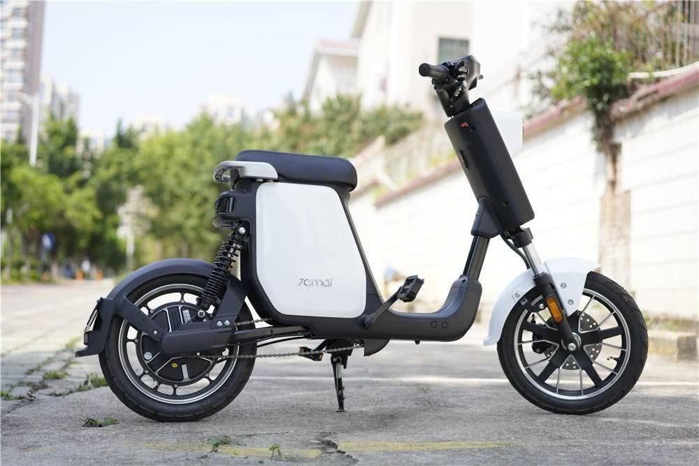 小米生态链70迈进军两轮电动车市场 布局智能出行大生态