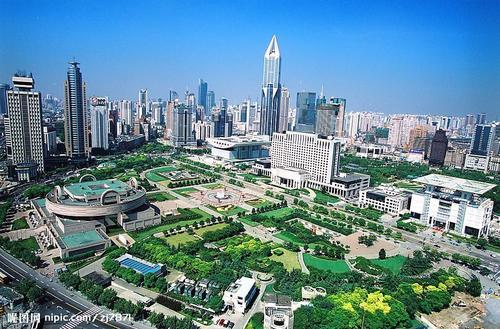 上海广场携手WeWork共建商办循环生态模式,激活城市价值共同体