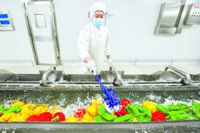 北京市全面推进净菜上市工作