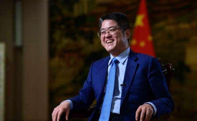 <strong>外交部副部长乐玉成接受美国全国广播公司专访实录</strong>