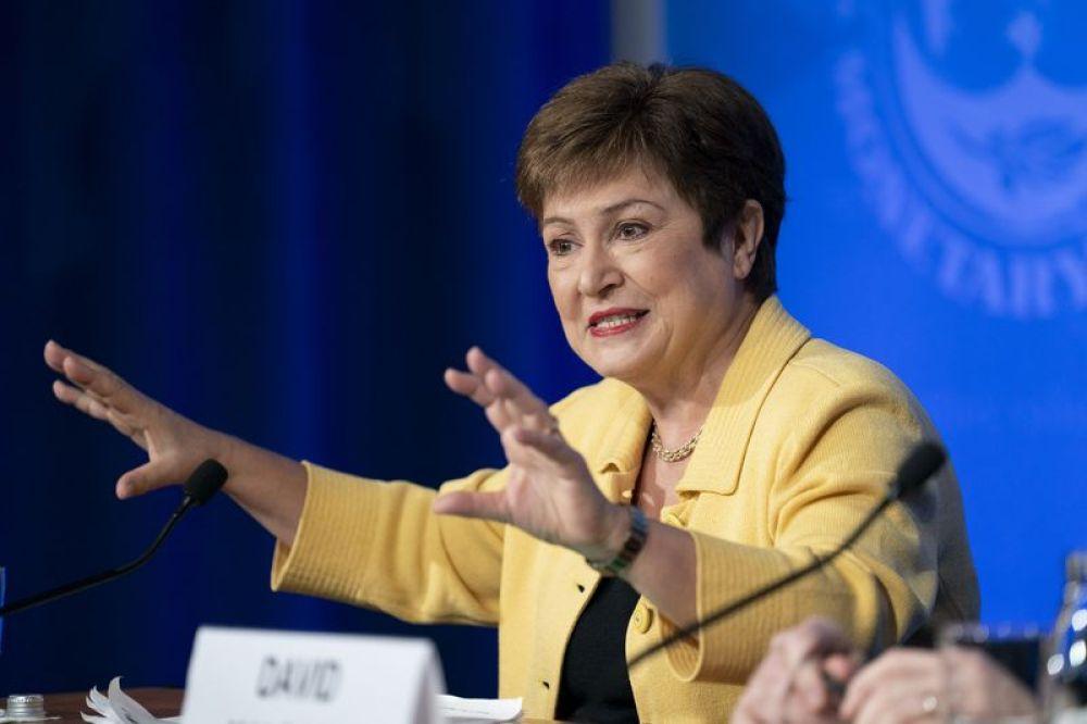 <strong>IMF总裁称中国正向世界提供抗疫经验</strong>