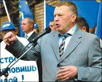 俄自由民主党主席就金正恩访俄一周年向其发贺电