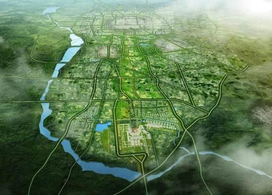 大兴机场临空区将建城市森林