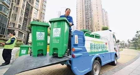 垃圾分类也要重视清运环节