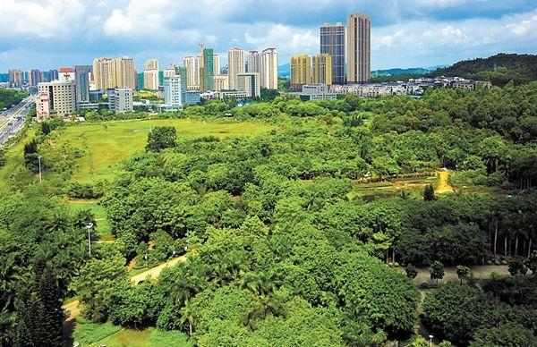 坚定不移走生态优先绿色发展之路