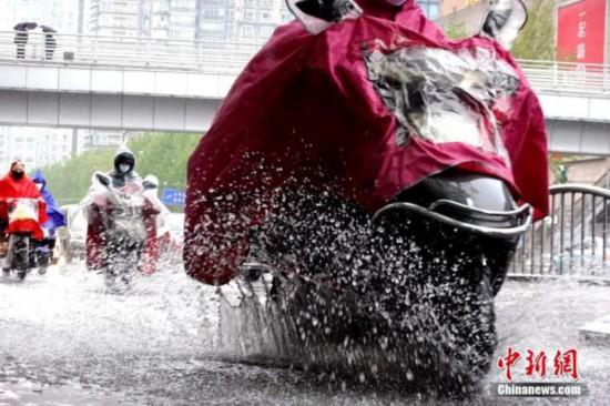 中东部有大范围降雨 黄淮东部至华南等地局地迎暴雨