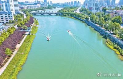 湖北咸宁综合施策整治黑臭水体
