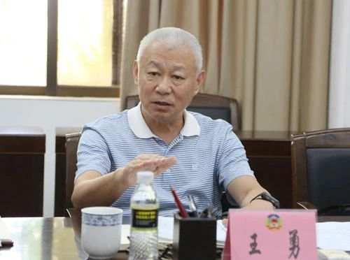 海南省政协副主席王勇接受纪律审查和监察调查