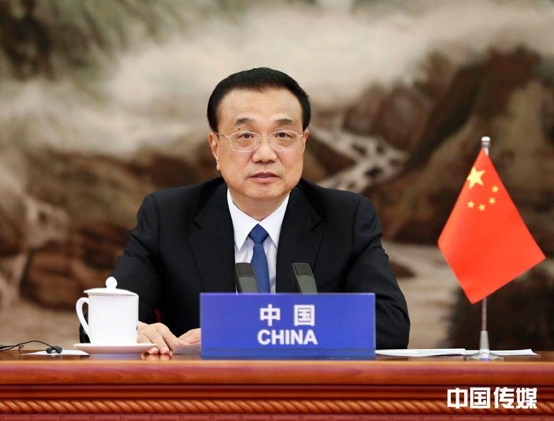 李克强出席东盟与中日韩抗击新冠肺炎疫情领导人特别会议