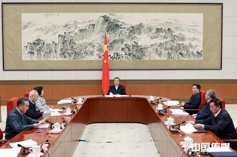 李克强主持召开国家能源委员会会议强调 保障能源稳定供应和安全 增强绿色发展支撑能力 韩正出席