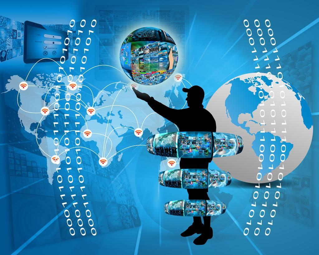 疫情期间互联网流量较去年底增长50%