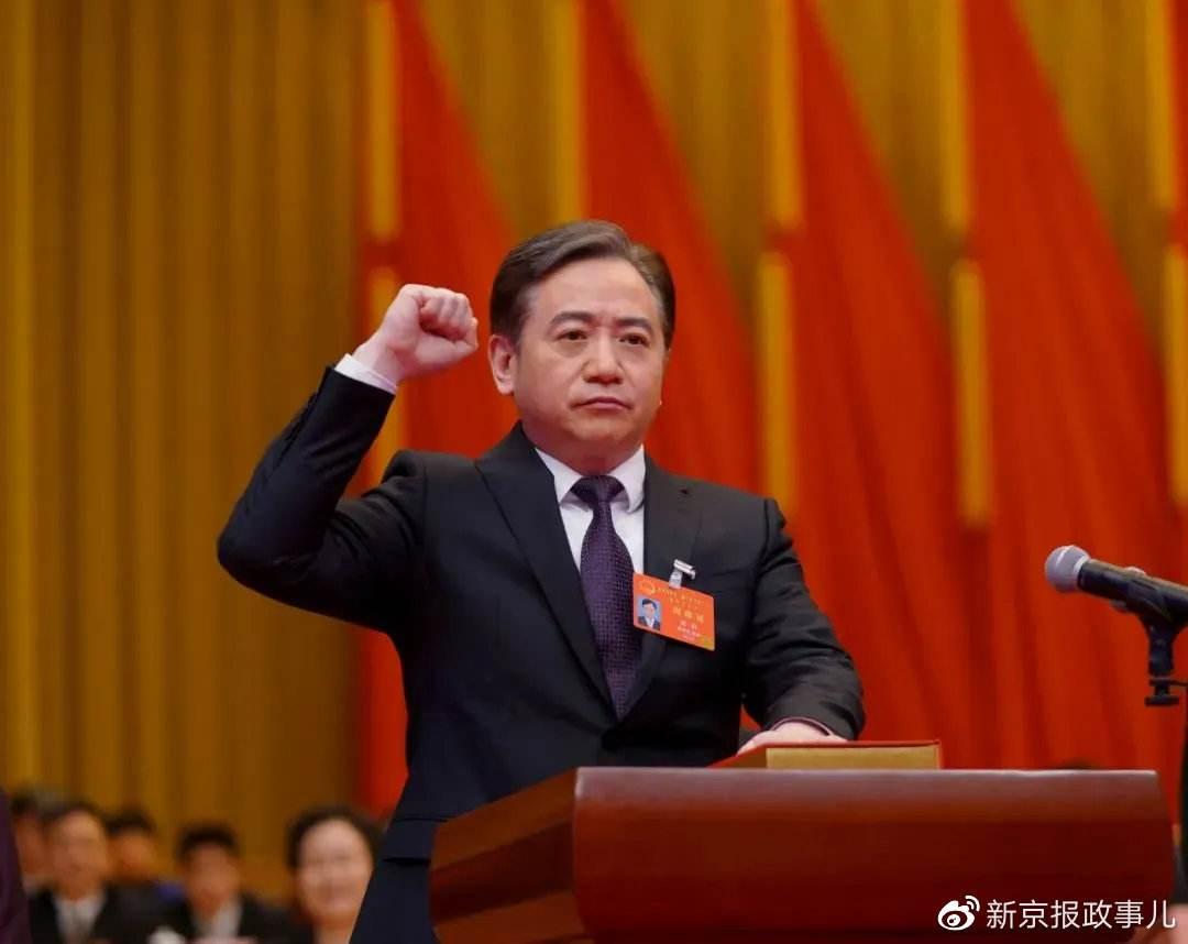 刘忻当选杭州市市长