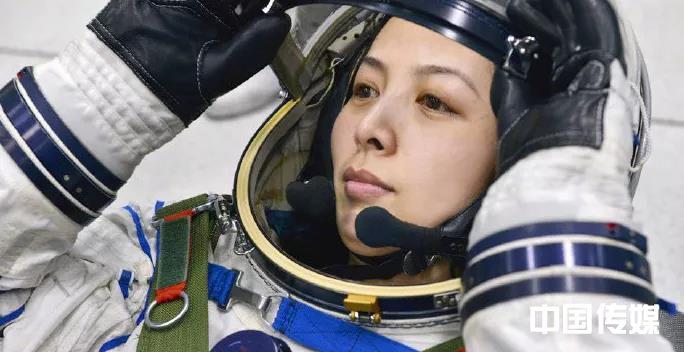 """好飒!中国空间站首位女航天员,竟然这么""""大有来头""""!"""