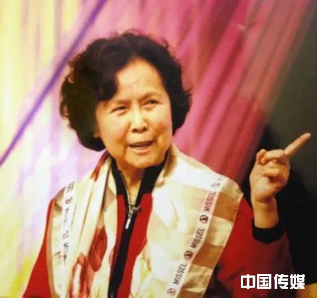 杨洁6年心血成就永恒《西游记》,有两段婚姻,大第二任丈夫14岁