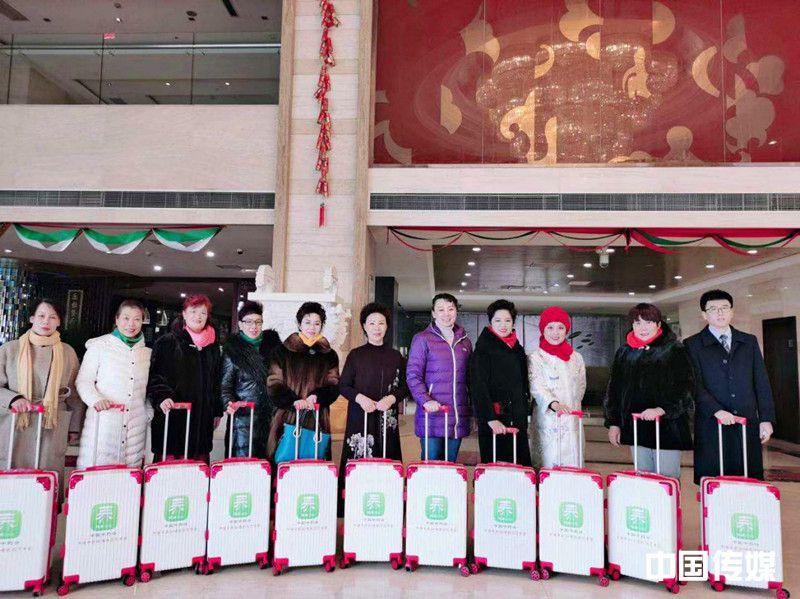 喀秋莎康养艺术团与浙商联合会参观考察蓝城春风和院项目