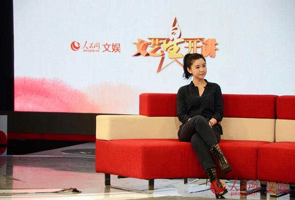 """李小萌:我的""""秀"""",在我的角色里"""