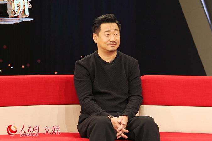 文艺星开讲|王景春:生活感悟,是上天赐予演员的礼物