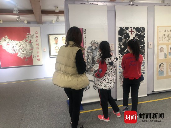<strong>致敬抗疫四川省群众文艺精品展览 线上线下同时开展</strong>