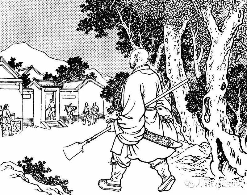 英 雄 史 诗 《水浒传》与潍坊 一部史诗仔细读   潍坊大地豪杰多(第二部分)